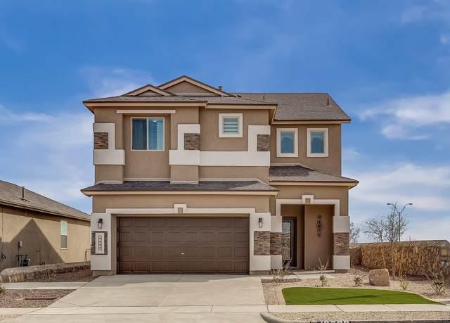 525 Sunset Valley Avenue, Socorro, TX 79927 (MLS #823245) :: The Matt Rice Group