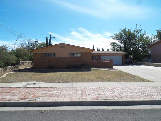 10216 Luella Avenue, El Paso, TX 79925 (MLS #823259) :: The Matt Rice Group