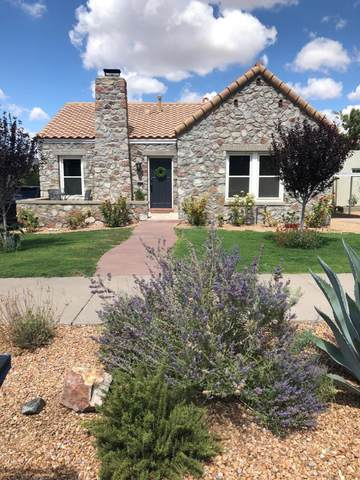 1155 Galloway Drive, El Paso, TX 79902 (MLS #823264) :: The Purple House Real Estate Group