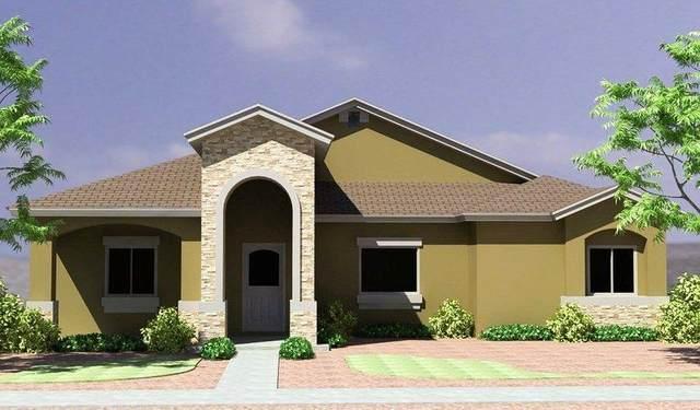 2816 Mike Price Drive, El Paso, TX 79938 (MLS #823267) :: Preferred Closing Specialists