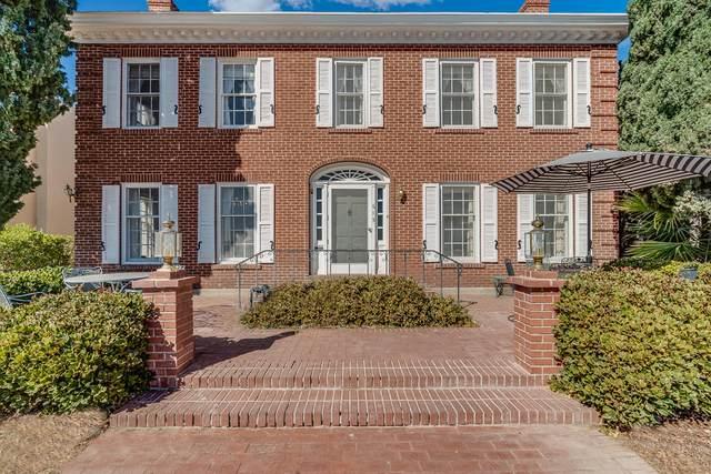 615 E Hague Road, El Paso, TX 79902 (MLS #823283) :: The Purple House Real Estate Group