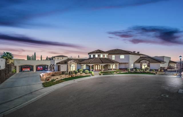878 Cortona Pl Place, El Paso, TX 79928 (MLS #823299) :: Preferred Closing Specialists