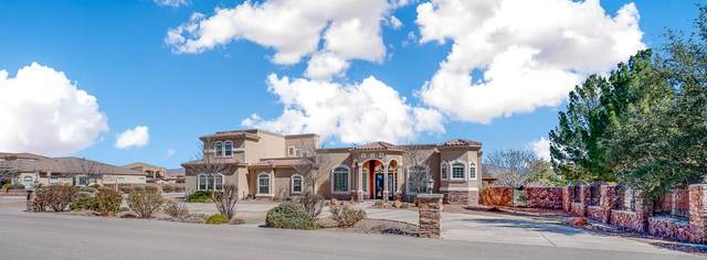 5512 Woodgreen Drive, El Paso, TX 79932 (MLS #823307) :: The Purple House Real Estate Group