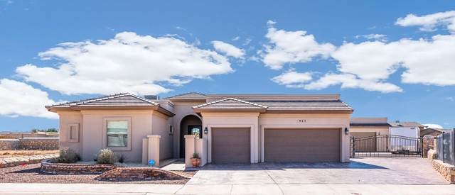 962 Tramonto Vista Court, El Paso, TX 79932 (MLS #823333) :: The Matt Rice Group