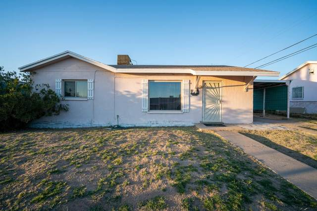 7809 Ranchland Drive, El Paso, TX 79915 (MLS #823341) :: The Matt Rice Group