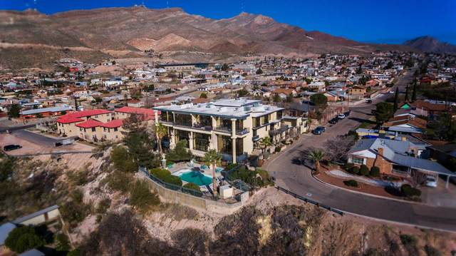 2500 Scenic Crest Circle A-7, El Paso, TX 79930 (MLS #823343) :: The Matt Rice Group