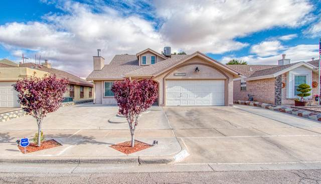 12169 Alex Guerrero Circle, El Paso, TX 79936 (MLS #823345) :: The Matt Rice Group