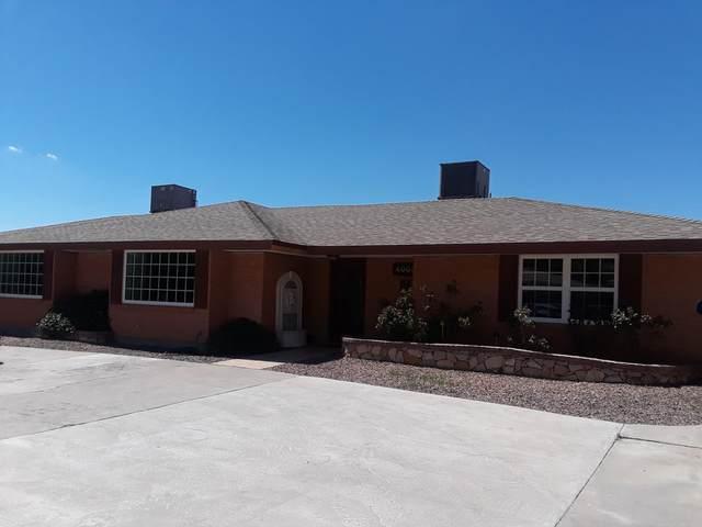 4003 Flamingo Dr. Drive, El Paso, TX 79902 (MLS #823358) :: Mario Ayala Real Estate Group