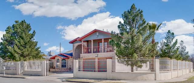 444 Bahia Kino Way, El Paso, TX 79915 (MLS #823361) :: The Purple House Real Estate Group