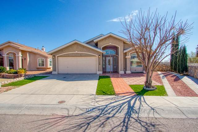 1468 Mew Gull Lane, El Paso, TX 79928 (MLS #823375) :: The Purple House Real Estate Group