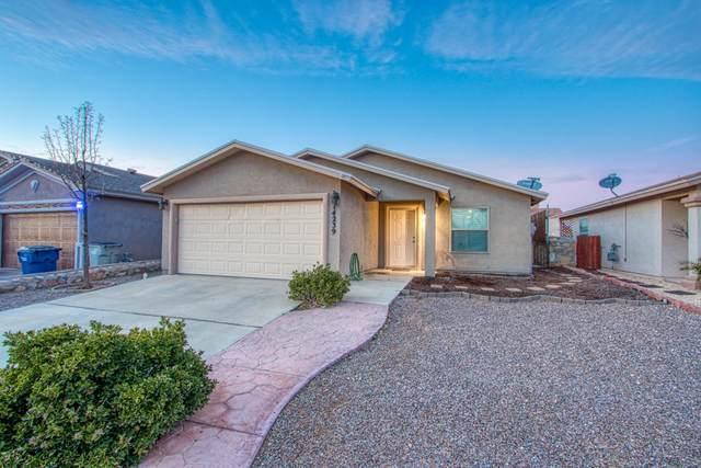 14239 Trigger Rock Lane, El Paso, TX 79938 (MLS #823409) :: The Purple House Real Estate Group