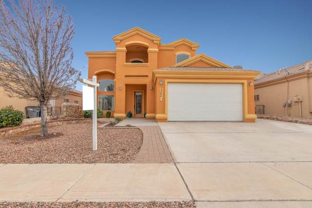 5564 Gustavo Madrid Lane, El Paso, TX 79934 (MLS #823415) :: The Purple House Real Estate Group