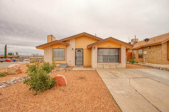 11956 Picasso Dr. Drive, El Paso, TX 79936 (MLS #823419) :: The Purple House Real Estate Group