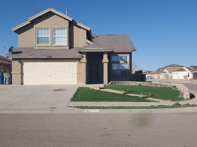 11989 Mesquite Lake Lane, El Paso, TX 79934 (MLS #823426) :: The Purple House Real Estate Group