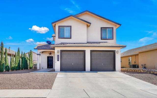 3244 Muddy Point Lane, El Paso, TX 79938 (MLS #823437) :: The Purple House Real Estate Group