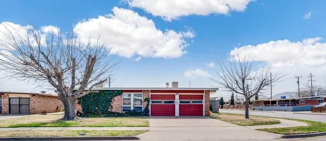5100 Cornell Avenue, El Paso, TX 79924 (MLS #823447) :: The Purple House Real Estate Group