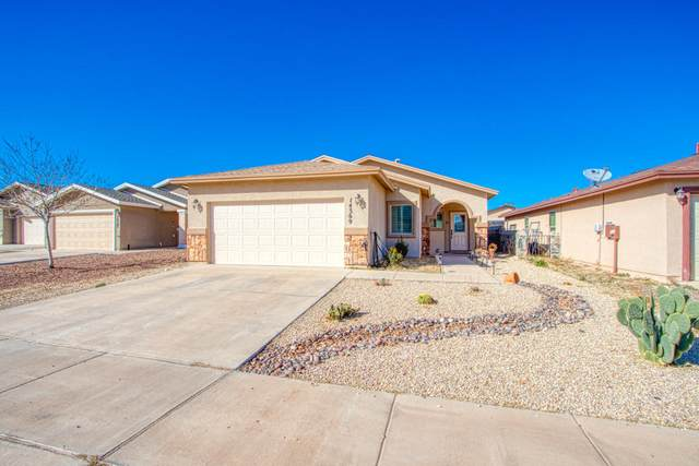 14369 Wood Sugar Court, El Paso, TX 79938 (MLS #823452) :: The Purple House Real Estate Group