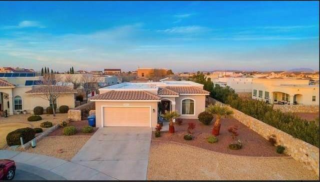 13069 Tierra Cabo Way, El Paso, TX 79938 (MLS #823461) :: The Purple House Real Estate Group