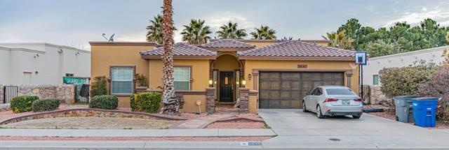 3641 Tierra Vergel Drive, El Paso, TX 79938 (MLS #823472) :: The Purple House Real Estate Group
