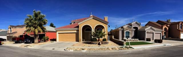 3628 Lantana Lane, El Paso, TX 79936 (MLS #823477) :: The Purple House Real Estate Group