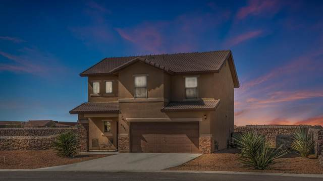 6241 Viale Del Sol Avenue, El Paso, TX 79932 (MLS #823480) :: The Purple House Real Estate Group