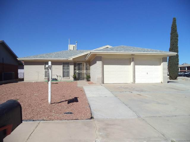 1645 Victor Lopez Drive, El Paso, TX 79936 (MLS #823482) :: The Purple House Real Estate Group