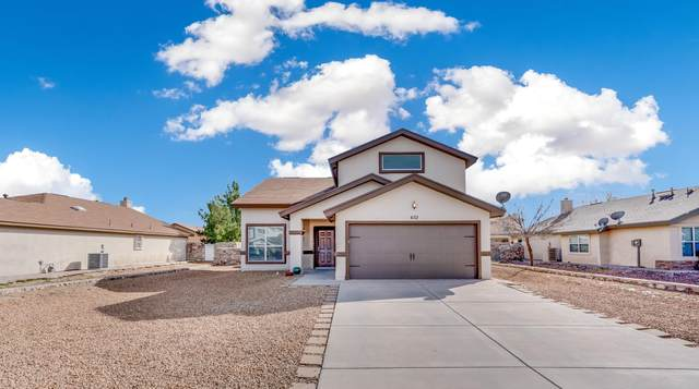 632 Portillo Drive, El Paso, TX 79932 (MLS #823493) :: The Purple House Real Estate Group