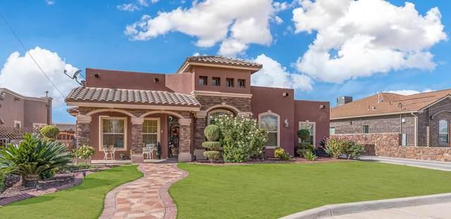 585 Schwabe Street, El Paso, TX 79907 (MLS #823494) :: The Purple House Real Estate Group