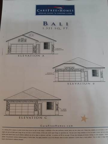 527 Puesta Del Sol Street, Socorro, TX 79927 (MLS #823503) :: The Purple House Real Estate Group