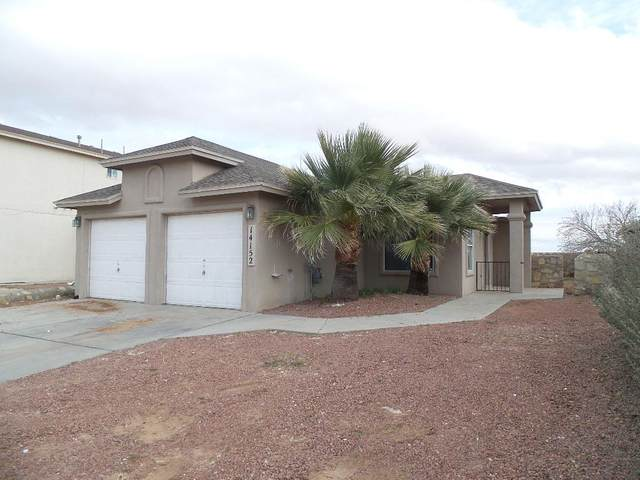 14152 Robert Ituarte Drive, El Paso, TX 79938 (MLS #823505) :: The Purple House Real Estate Group