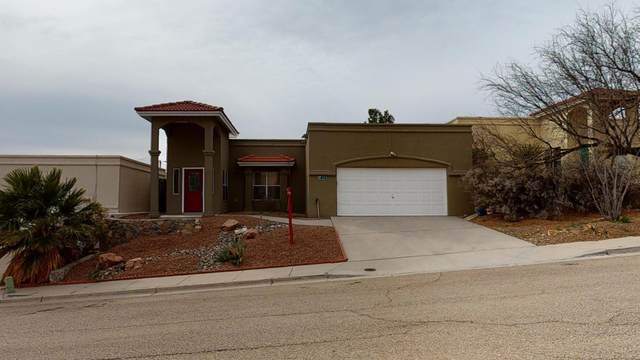 4567 Brighton Lane, El Paso, TX 79902 (MLS #823516) :: The Purple House Real Estate Group