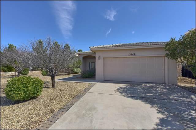 3544 Tierra Vergel, El Paso, TX 79938 (MLS #823519) :: The Purple House Real Estate Group