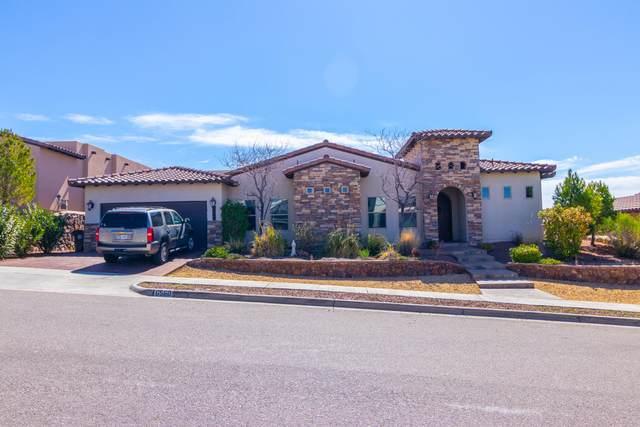 6560 Contessa Ridge, El Paso, TX 79912 (MLS #823522) :: The Matt Rice Group