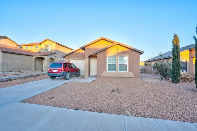 512 Emerald Gem Lane, Horizon City, TX 79928 (MLS #823528) :: The Purple House Real Estate Group