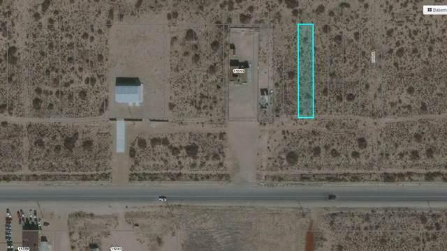 3 Horizon Boulevard, Horizon City, TX 79928 (MLS #823532) :: The Purple House Real Estate Group