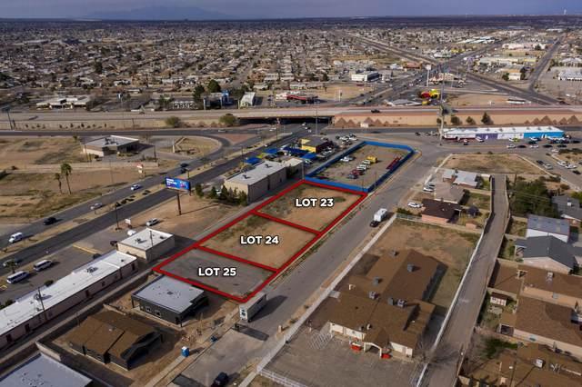 9935 Taj Mahal Street, El Paso, TX 79924 (MLS #823533) :: The Purple House Real Estate Group