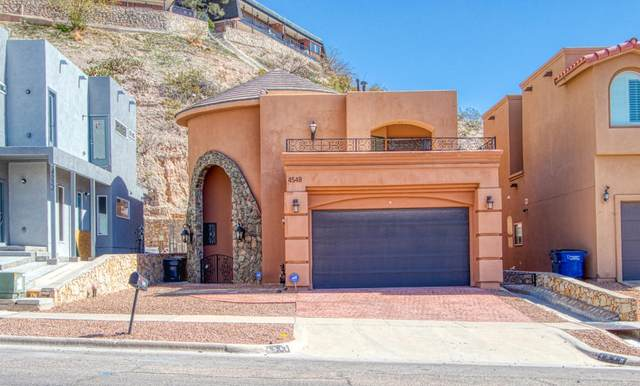 4548 N Stanton Street, El Paso, TX 79902 (MLS #823539) :: The Purple House Real Estate Group