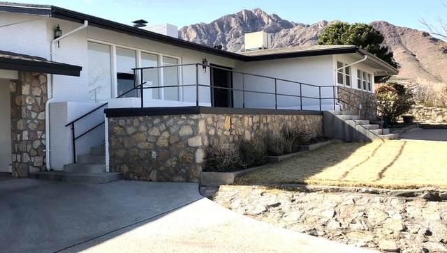 3012 Mesa Verde Lane, El Paso, TX 79904 (MLS #823540) :: The Purple House Real Estate Group