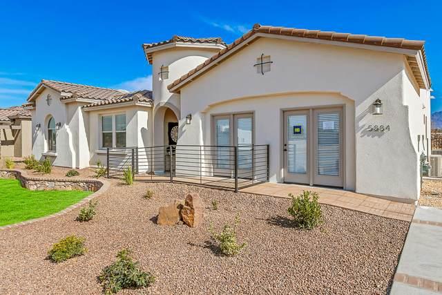 5881 Valle De Paz Avenue, El Paso, TX 79932 (MLS #823593) :: The Purple House Real Estate Group