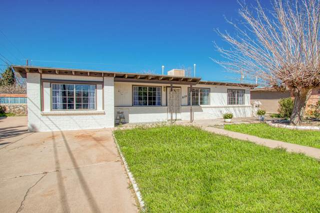 8174 Staghorn Drive, El Paso, TX 79907 (MLS #823604) :: The Purple House Real Estate Group
