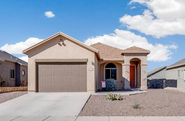 7257 Copper Trail Avenue, El Paso, TX 79934 (MLS #823611) :: The Purple House Real Estate Group