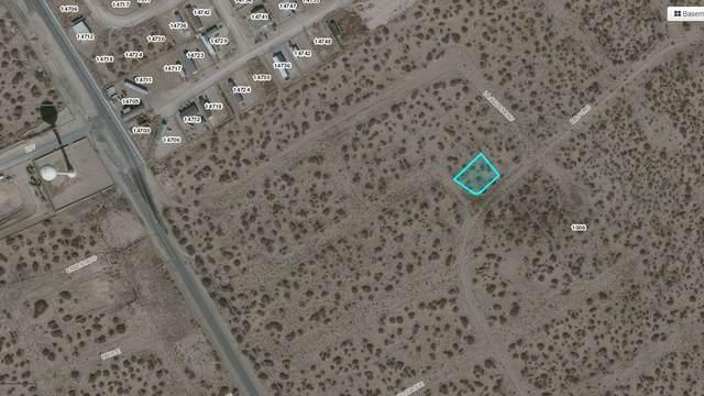 0 Milford, Horizon City, TX 79928 (MLS #823622) :: The Purple House Real Estate Group