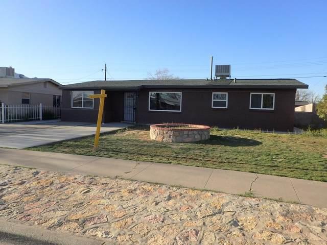 5711 Lexington, El Paso, TX 79924 (MLS #823625) :: Preferred Closing Specialists