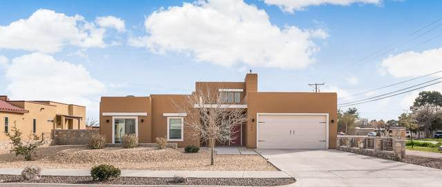 964 Maximo Street, El Paso, TX 79932 (MLS #823662) :: The Purple House Real Estate Group