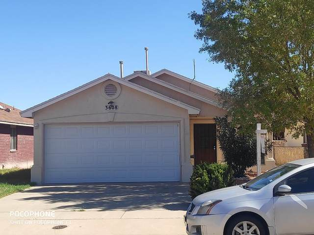 3608 Sandy Plateau Circle, El Paso, TX 79936 (MLS #823689) :: Preferred Closing Specialists