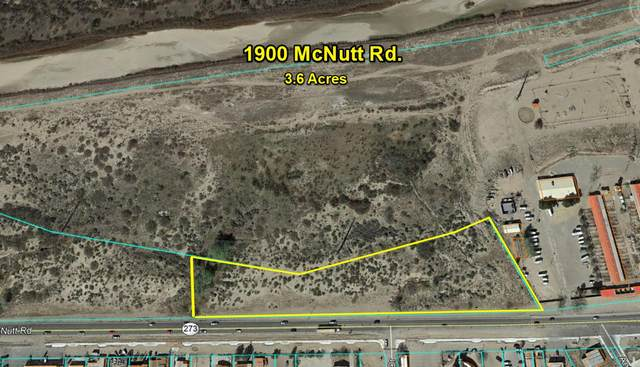 1900 Mcnutt Road, Sunland Park, NM 88063 (MLS #823696) :: Preferred Closing Specialists
