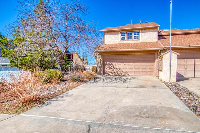 6635 Dawn Drive D, El Paso, TX 79912 (MLS #823701) :: The Purple House Real Estate Group
