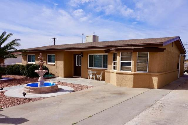 1215 Stanley Street, El Paso, TX 79907 (MLS #823705) :: The Purple House Real Estate Group
