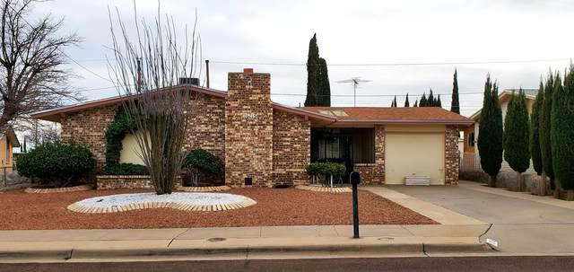10115 Kirwood Street, El Paso, TX 79924 (MLS #823726) :: Jackie Stevens Real Estate Group brokered by eXp Realty