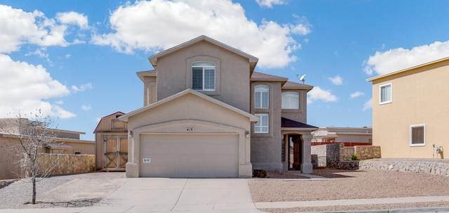 419 Everlook Lane, Horizon City, TX 79928 (MLS #823727) :: Jackie Stevens Real Estate Group brokered by eXp Realty